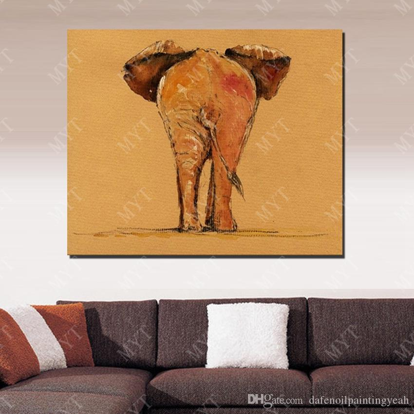Pet Pig Oil Painting Modern Canvas Wall Art Living Room Decor Picture Wholesale For Sale Best Gift For Friend Uk 2020 From Dafenoilpaintingyeah Gbp 9 85 Dhgate Uk