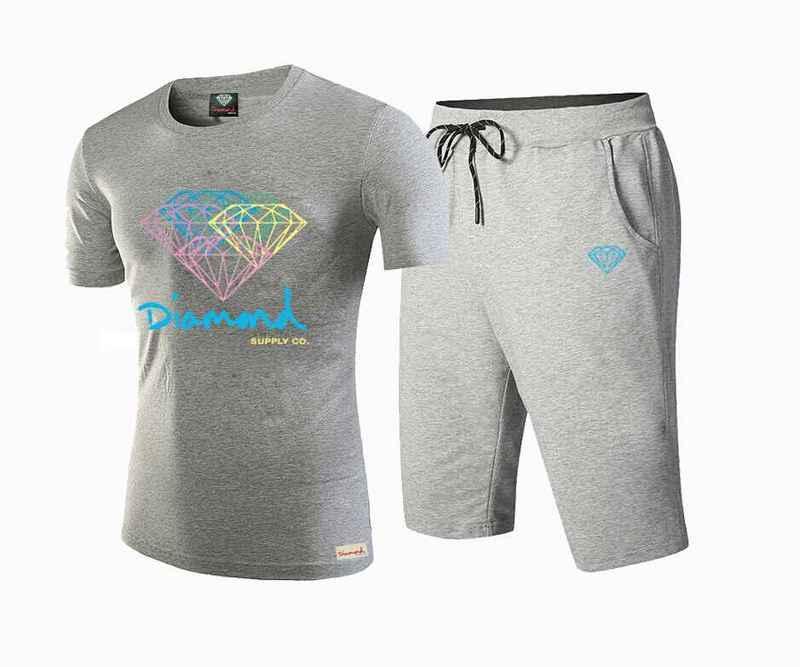 876y s-5xl 망 T 셔츠 패션 여름 슬리브 정장 캐주얼 만화 O-Neck 남성 스포츠 티셔츠 + 짧은