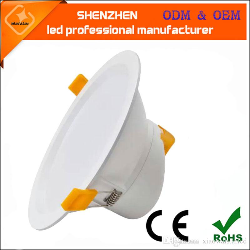 10pcs/lot led down light high quality cheap price beaufiful design led downlight for ceiling lighting indoor commercial lighting