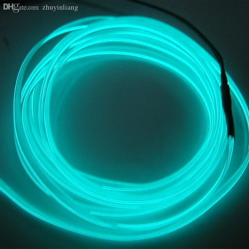 Wholesale Other Lighting System At $6.04, Get 2m Red El Wire 12v Car ...