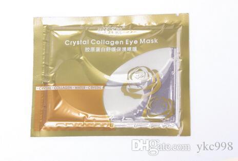 Poudre de collagène pour masque pour les yeux Poche Pilaten Masque pour les yeux en cristal anti-rides Masque pour les cernes Soins de la peau