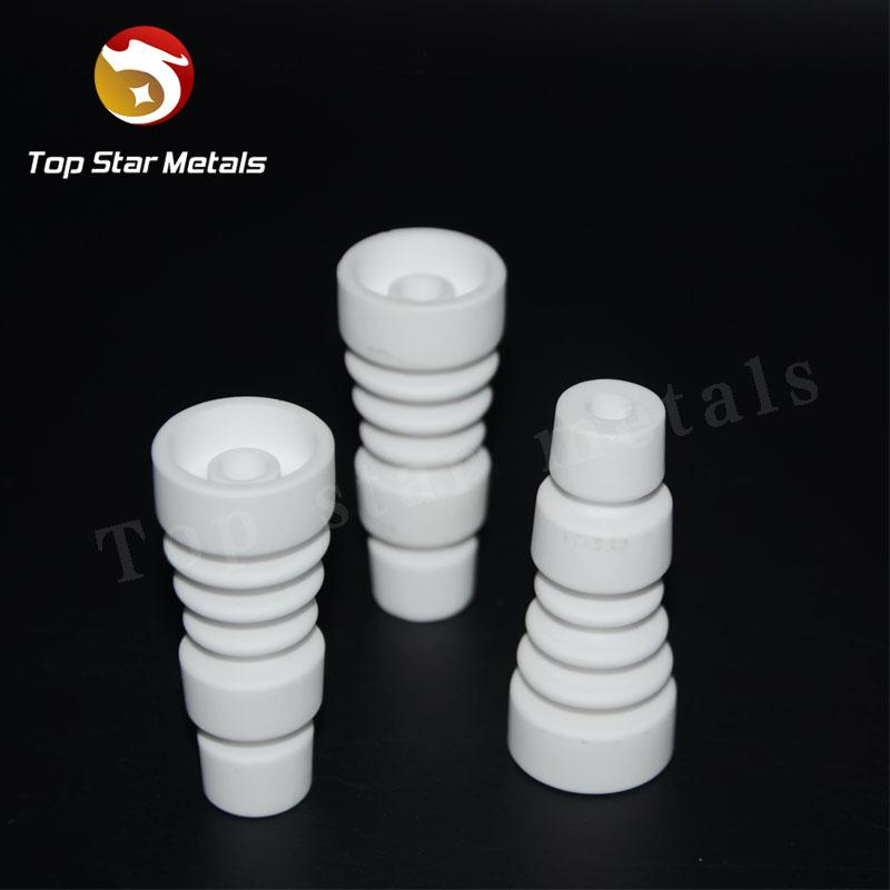 Domeless Ceramic Nail 14mm 18mm Male