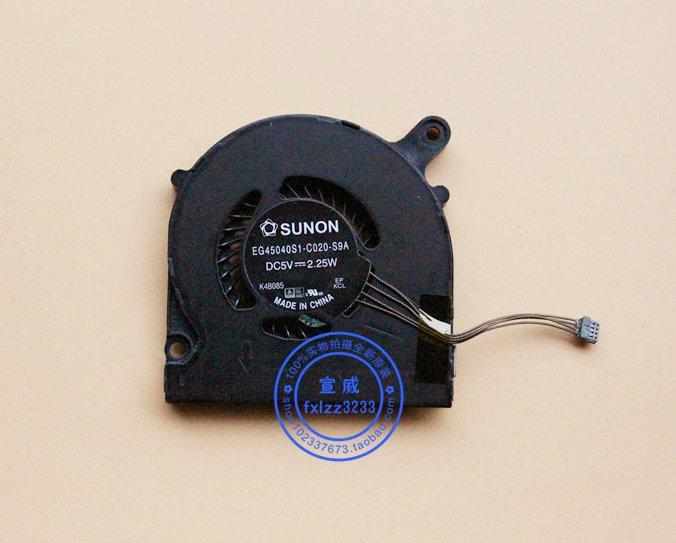 Nouveau original pour Lenovo Yoga2 Pro13-Pro13-ISE ventilateur de refroidissement pour ordinateur portable FII (Fan Only)