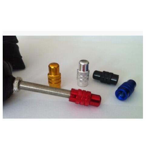 (100 шт. /лот ) Оптовая новый Presta клапан шины стволовых воздух крышки герметичная крышка для гиганта