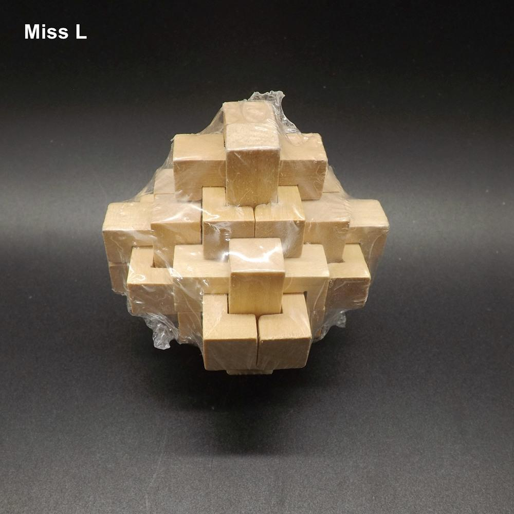 Enfants Bébé Cerveau Jigsaw DIY Jeu D'ananas En Bois Bloc Forme Géométrique Enfants Jouets Éducatifs Cadeau Enseignement Prop Mind Jeu