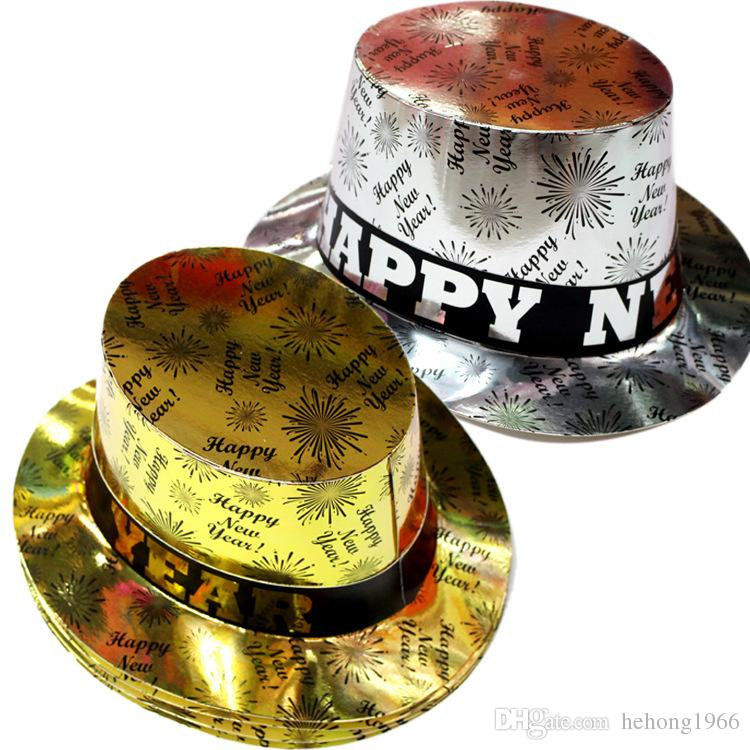 Happy New Year Hat 75