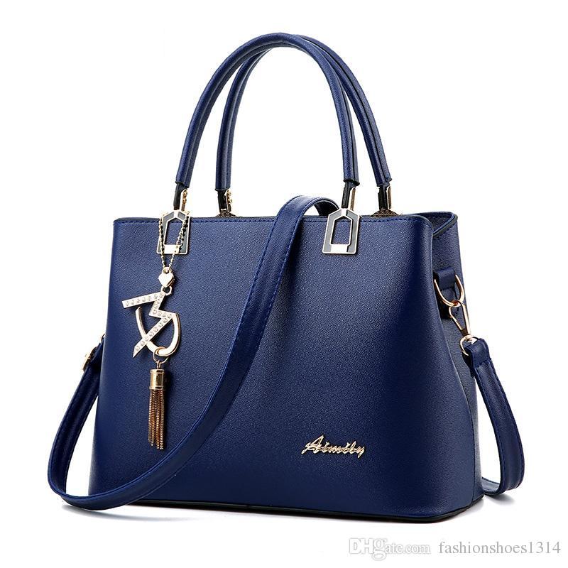 2017 Luxury Bags Handbags Women Famous Brands Designer Tote Bag Business Handbag High Quality Leather Crossbody Bags for Ladies Shoulder Bag