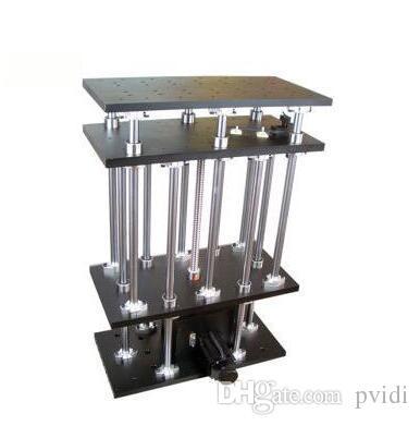 PS20-300 전기 리프팅 플랫폼, 동력 실험실 잭, 엘리베이터, 광학 슬라이딩 리프트, 300mm 여행
