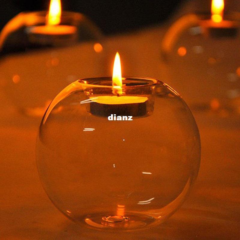 NESSUN candelabro in cristallo classico portacandele per matrimonio bar party per la decorazione domestica candeliere