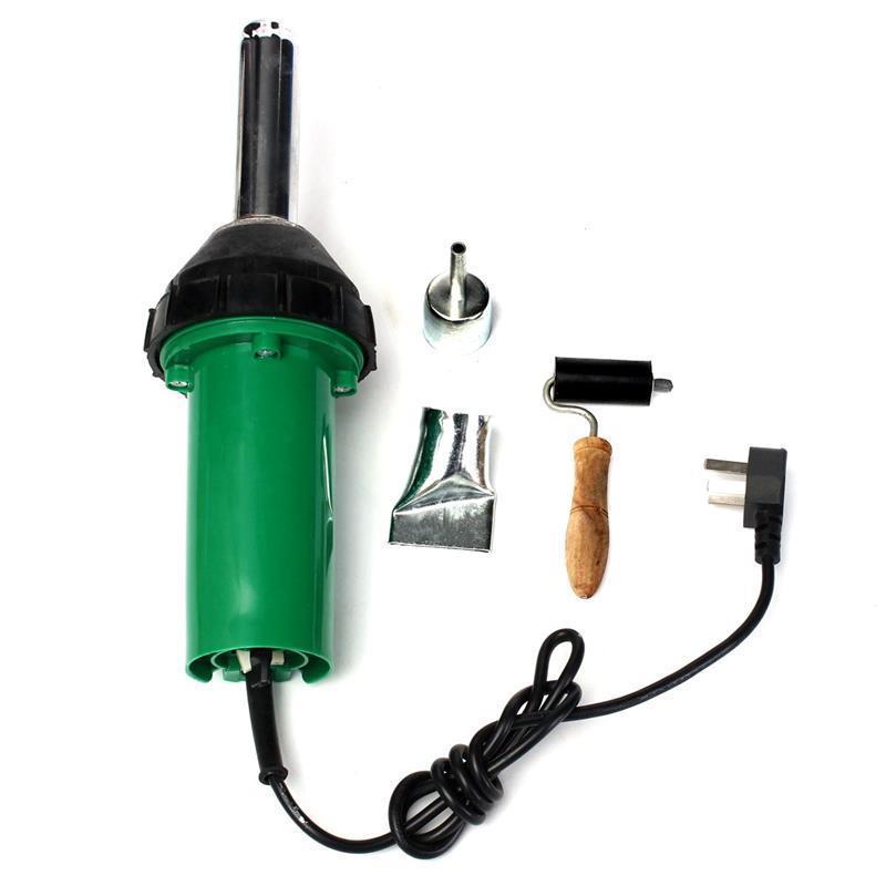 La migliore vendita calda di plastica calda della saldatura 1080W di vendita di promozione per il saldatore del corredo della pistola di calore della canna di plastica del saldatore PE / PVC saldatore