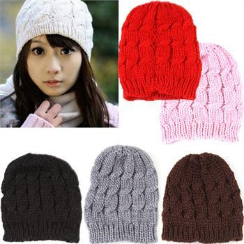 f260b827fd6 Fashion Women New Design Caps Twist Pattern Women Winter Hat Knitted  Sweater Fashion Hats Hat Hats From Gathertopfashion, $19.21| Dhgate.Com