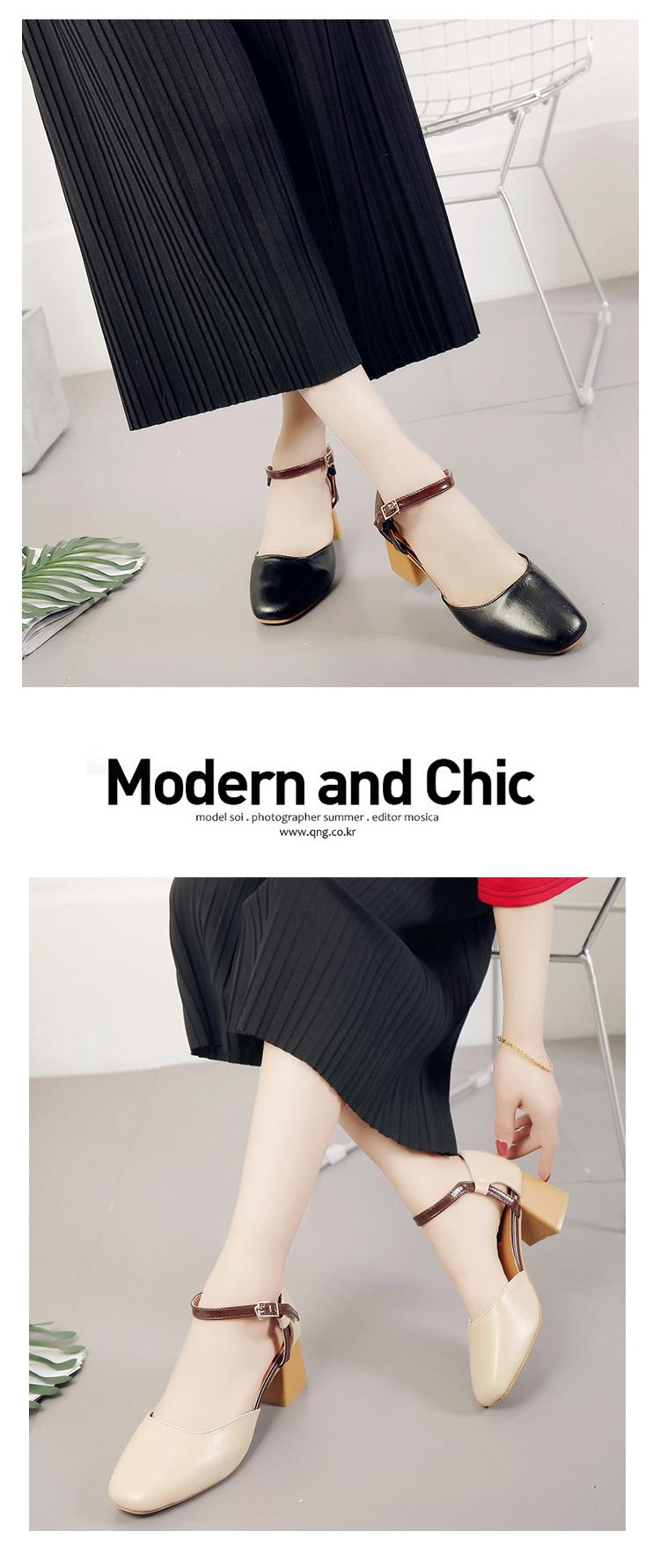 Großhandel RomenSi Mode Neue High Heels Pumps Schwarze