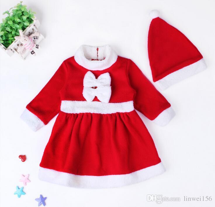 kleid weihnachten baby