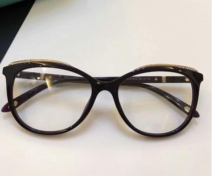 Myopia Cadre Cadre 2147 Cadres et lunettes Planches Restauration Ancienne Manières Grau de Oculos Hommes Cadre Femmes Nouvelles lunettes Verres Verres Eye ICTRS