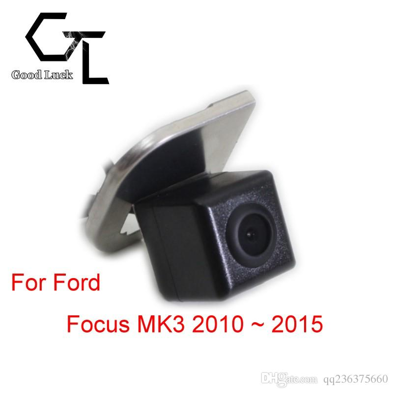 For Ford Focus MK3 2010 ~ 2015 Wireless Car Auto Reverse Backup CCD HD Rear View Camera Parking Assistance