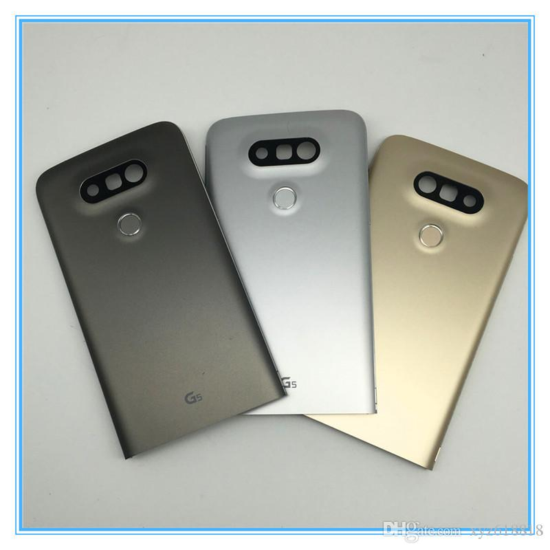promo code 83fc2 8a21e 2019 Original New Battery Door Back Rear Cover Housing With Logo For LG G5  H850 H840 Back Battery Door Replacement Parts Gold From Xyz618818, &Price;  ...