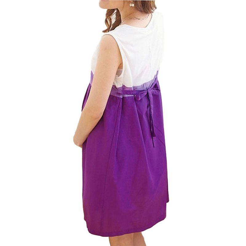 2018 Summer Style Pregnant Women Clothing Sleeveless Maternity Dress ...