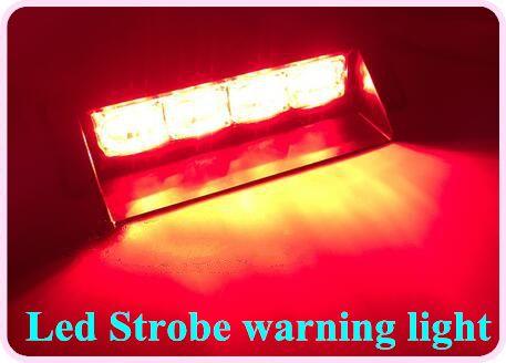 Free shipping!High quality DC12V 36W car windscreen led strobe warning light, led flash light, led dash light, led emergency light