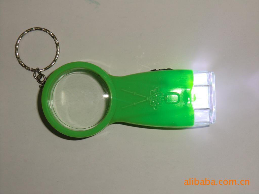 العرض رواية ضوء LED الرئيسية ، ضوء المفتاح مصغرة ، مصباح يدوي البلاستيك Y-1