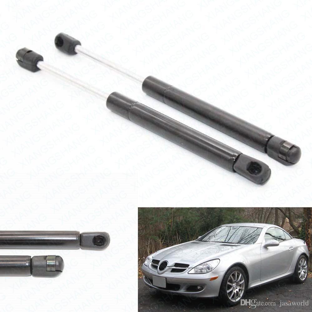 Ascensore Supporto 2pcs Auto Portellone Struts Gas Shock Struts molla veicolo per Mercedes Benz R171 SLK200 SLK280 SLK300 SLK350 2004-2010 2011