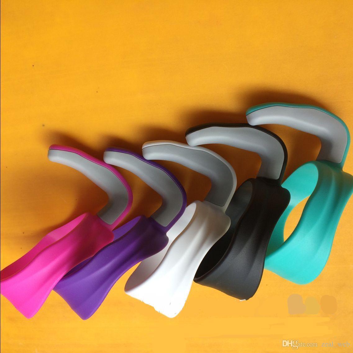 مقبض جديد لشرب 30 أوقية من الفولاذ المقاوم للصدأ 5 أكواب من النوع اللين قبضة ناعمة لـ 30 أوقية بهلوان