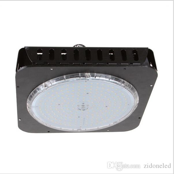 LED-Lager-Beleuchtungs-Lampen-150W quadratisches UFO führte industrielle Beleuchtung der Beleuchtung OSRAM LED 100-110lm / W mit Meanwell-Fahrer