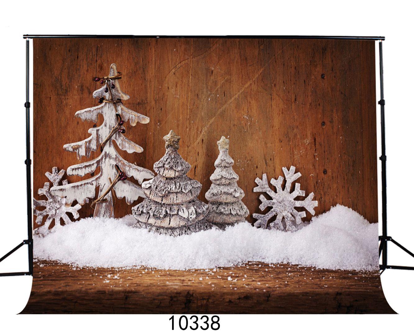 Рождество 7x5ft камеры fotografica фонов винил ткань фотографии фоны свадебные Дети Детские фон для фотостудии 10338