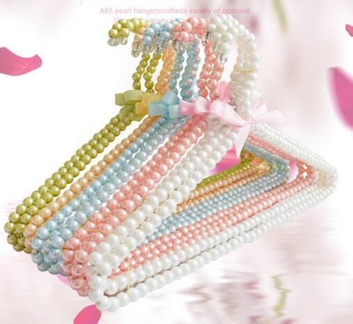 """Baby Hangers Children/'s Kids Plastic Clothes Hangers Lot 12/"""" White Pink or Blue"""