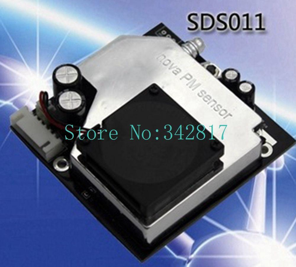 الجملة-NOVA PM الاستشعار SDS011 عالية الدقة الليزر PM2.5 نوع جودة الهواء استشعار وحدة استشعار الغبار سوبر الغبار، الإخراج الرقمي