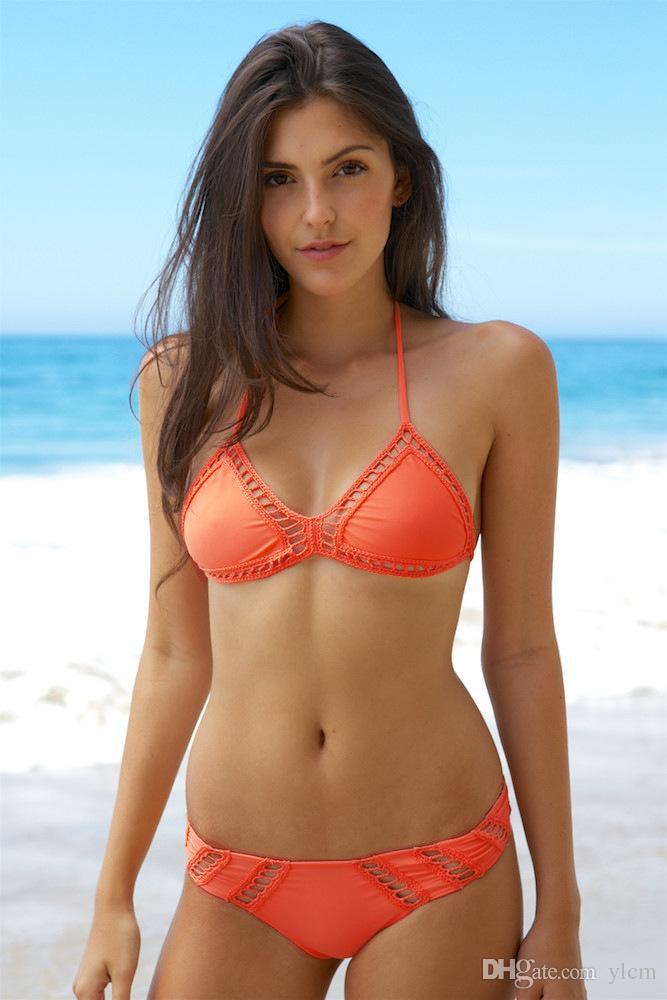 in bikini suit Hot girls