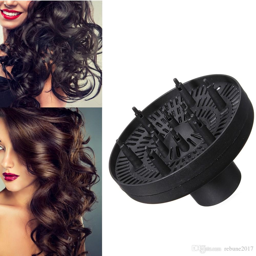 Rebune Hair Dryer Diffuser Cover Lonic Curly Fluffy Casing Home Hairdressing Hairstyling Salon DIY Universal Blower Tool
