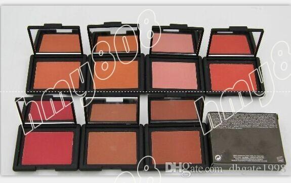 Brand Makeup blush bronzer Baked Cheek Color blusher palettes , different color fard a joues poudre FREE SHIPPING(20PCS/LOT)