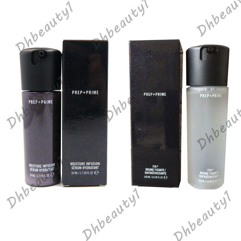 Best Quality!! New Makeup Face Brand M Makeup Prep + Prime Lotion Moisture Infusion Serum Hydratant Primer!50ml & 100ml