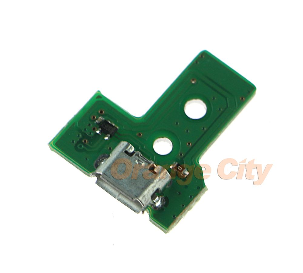 USB Charging Power Port Socket Board For PS4 Playstations 4 controller board JDS030 charger board