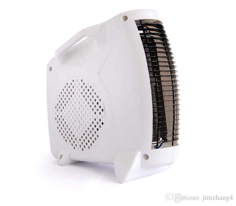 MinF03-4, envío libre, 500W, mini, ventiladores más calientes, calentador, calentador eléctrico de cerámica portátil, caliente de los pies, calentador eléctrico del espacio del mini calentador eléctrico