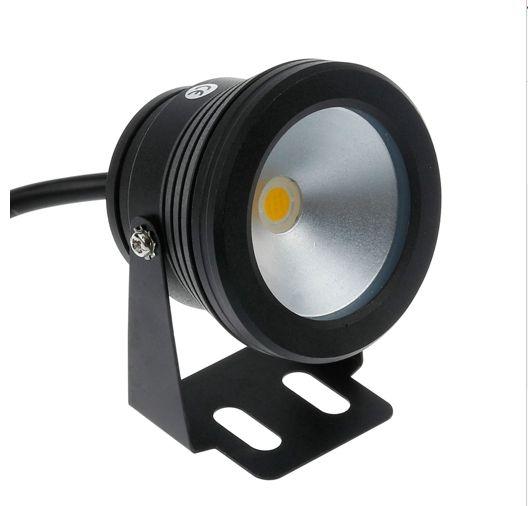 Unterwasser LED Lichter 10W Schwimmbad Fischteich Outdoor Round Spot Floodlamp DC12V CEROHS von Express
