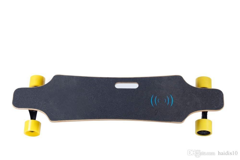 Dual-Laufwerk abgeschlossen Elektro Skateboard Longboard LG 4.4AH 18650 Akku