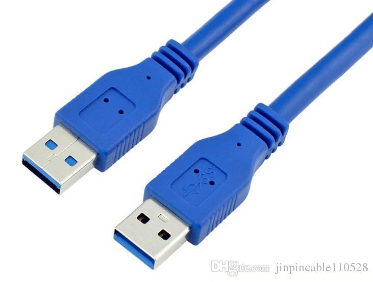 Nuevo cable Super USB 3.0 estándar A tipo macho a macho 1.8M 6 pies