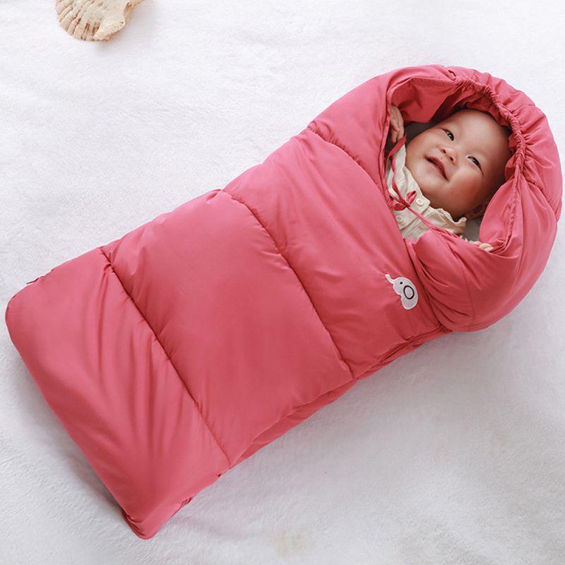 save off 9d568 7dc4c Cute Newborn Baby Sleeping Bags Autumn Winter Warm Zipper Nursery Bedding  Cotton Sleeping Bag 17110701 Toddler Sleeping Bags With Pillow Sleeping  Bags ...