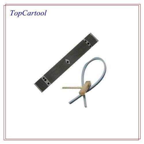 Topcartool OBDDIY Riparazione dei pixel mancanti per Citroen XM time display cavo piatto a nastro cavo per saldatura a testa in gomma