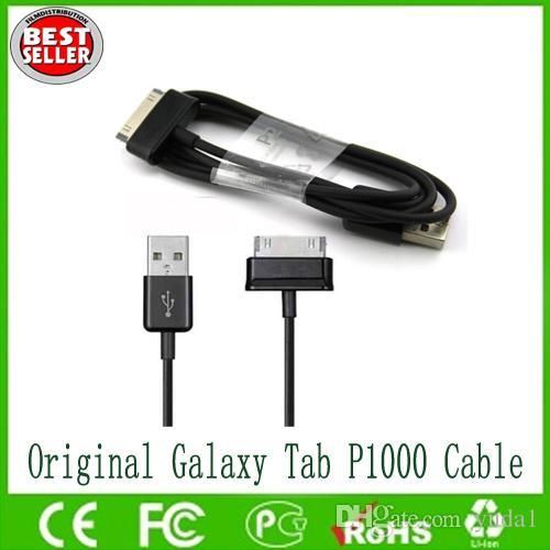 """Original-USB-Daten-Ladekabel für Samsung Galaxy Tab 10.1"""" 8.9"""" Zoll GT N8000 P7510 P7500 P6200 P1000 P3100 Freies Verschiffen"""