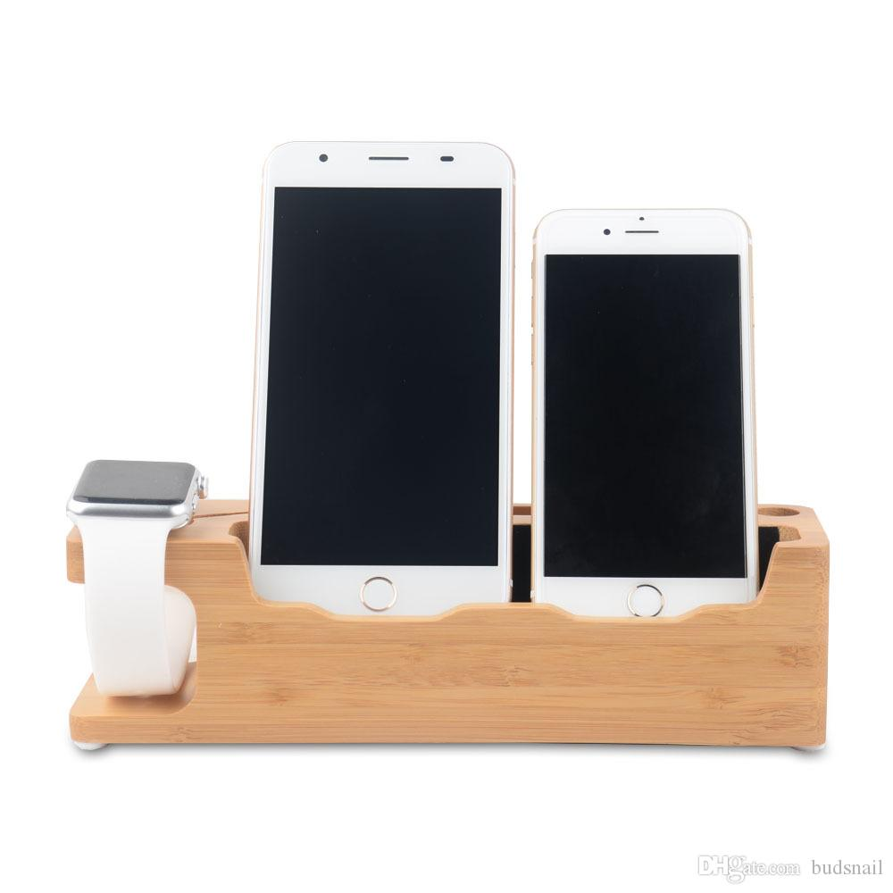 desktop pp usb phone desk stand holder cables smartphone charging bracket watch ports adapters iphone for