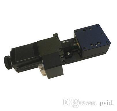 PP110-10 (40) / (60) 고정밀 전동 리니어 스테이지, 전동 플랫폼, +/- 10mm 이동