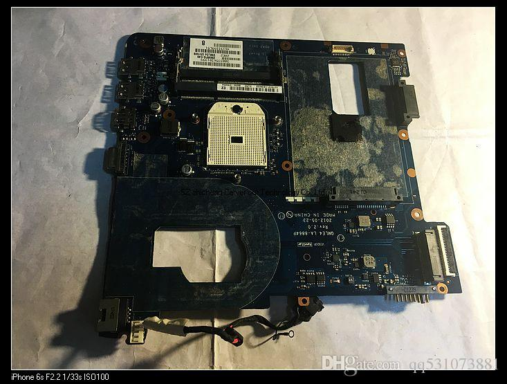 Samsung NP365E5C Genuine Laptop AMD Motherboard LA-8864P BA59-03565A