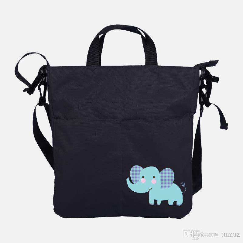 حقيبة الأطفال الكرتون الجديدة، ماء عالية السعة، عربات الأطفال، عربات الطفل شنق الحقيبة