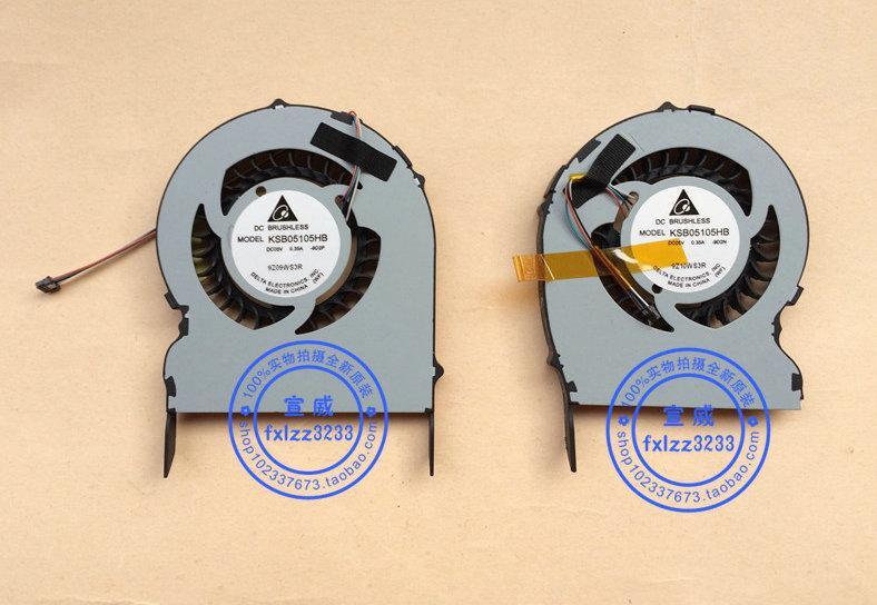 Nuovo originale per HP Envy 13-1030NR-1002TX-1100 Ventola di raffreddamento per notebook 538340-001