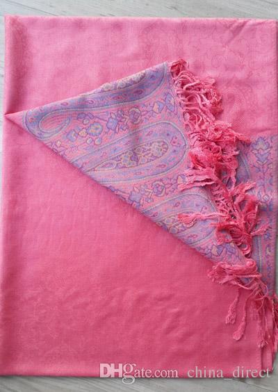 2016 paisley womens automne hiver Wraps châles foulard foulard foulard hijabs 10 pcs / lot # 3998
