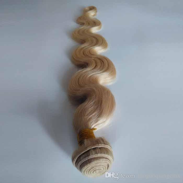 7A 저렴 한 브라질 처녀 인간의 머리 짜 다 페루 말레이시아 처녀 레미 머리 wefts 3 4 5pcs / lot 인도 중국 인간의 머리카락 확장