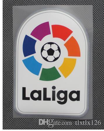 16/17 Yeni Liga LFP futbol yama İspanyol Ligi 2016-2017 futbol Gömlek Rozetleri Futbol büyük Yama Ücretsiz kargo!