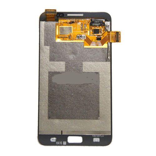 Pantalla LCD táctil Asamblea de digitalizador para Samsung Galaxy Note 1 N7000 blanco
